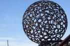 Hufeisen Kugel ca.50 cm