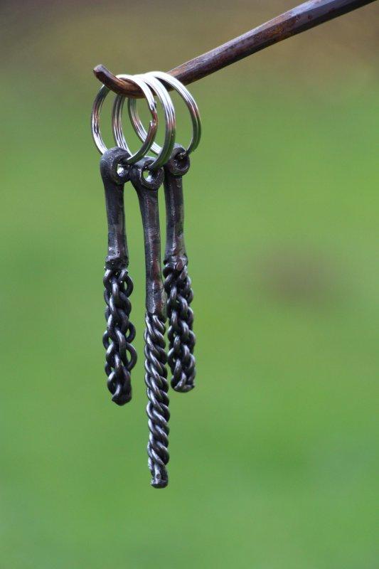 Schlüsselanhänger Filigran