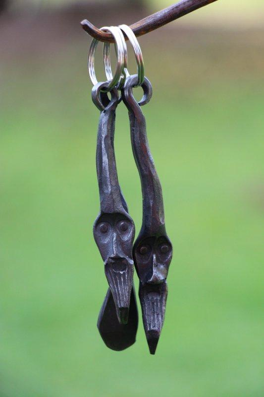 Zwergerl-Schlüsselanhänger