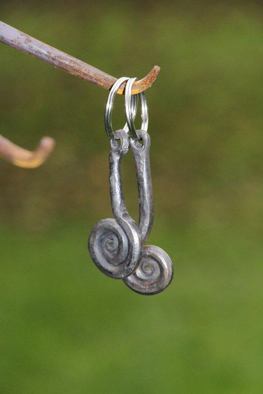 Schlüssel Spirale